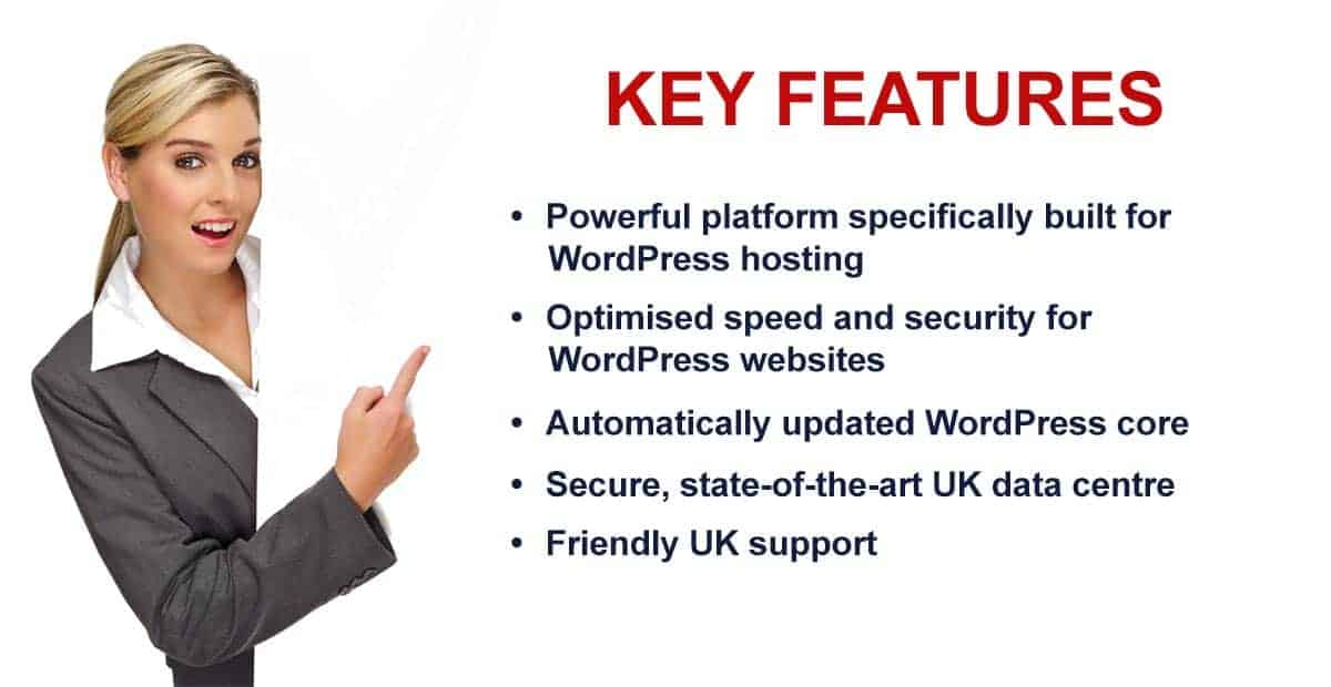 wp Key Features