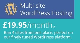 New multisite WordPress