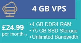 4 GB VPS