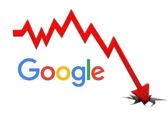 Google downstat web